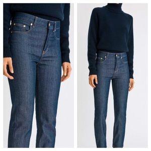 Filippa K Niki Blue Jeans Raw Denim Straight Leg